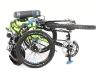 Scorpion fs Enduro E-Trike von HP Velotechnik gefaltet