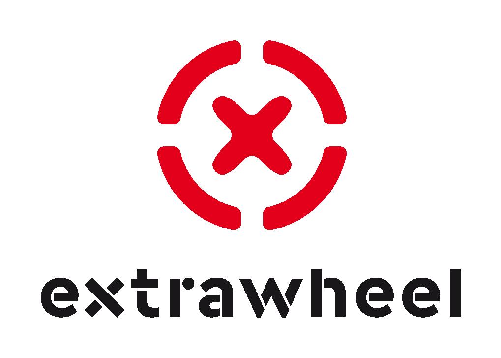Der Fahrradanhänger / Einradanhänger Extrawheel Voyager  Expert Solo und Werbeanhänger für Fahrradwerbung